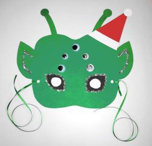 Alien Mask 2
