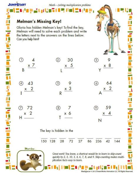 worksheet10
