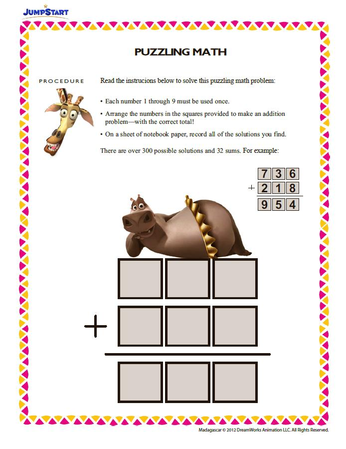 math worksheet : worksheets  the math blaster blog  page 8 : Math Blaster Worksheets