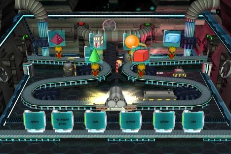 Bolt Cruncher in-game