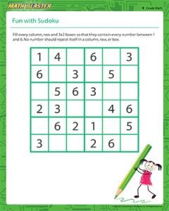 fun-with-sudoku