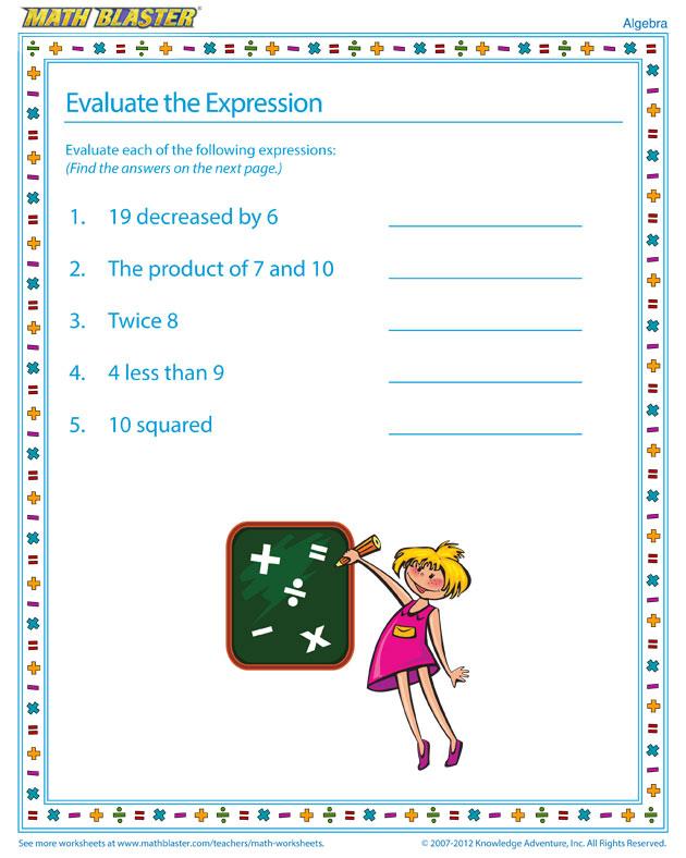 630 x 788 jpeg 98kB, Free printable worksheets   The Math Blaster Blog ...